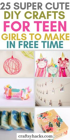 Try these diy summer crafts for teens and enjoy crafting at home. These little diy projects are great for teens and even children. Source by okbdhy for teens Diy Crafts For Teen Girls, Fun Crafts To Do, Summer Crafts For Kids, Diy Arts And Crafts, Diy Projects For Teens, Diy For Teens, Diy Crafts At Home Easy, Diy Summer Projects, Art Projects