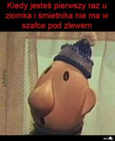 No to gdzie jest jak nie tam? Very Funny Memes, Wtf Funny, Hilarious, Funny Picture Quotes, Funny Pictures, Polish Memes, Funny Mems, Life Humor, Reaction Pictures