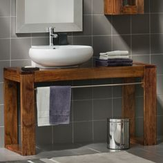 1000+ images about bagno on Pinterest  Butcher Block Counters, Mirror and Php