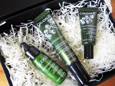 We Were Raised By Wolves: New In: Lastest In Beauty Caudalie Polyphenols C15 Discovery Box