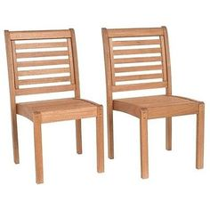 Outdoor Chairs Without Arms
