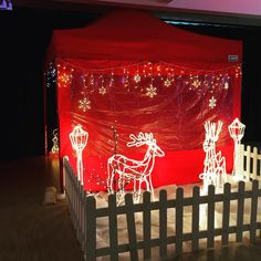Don't miss out on a visit to Father Christmas in his Grotto at the Victoria Hall! Only until Tuesday! #christmas #grotto #santa #santasgrotto #victoriahall #radstock