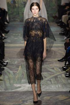 Valentino Spring 2014 Couture Fashion Show - Valery Kaufman (Elite)