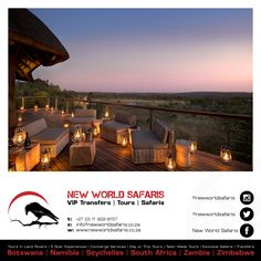 New World Safaris ------------------ VIP Transfers | Tours | Safaris ------ Follow us on Facebook facebook.com/newworldsafaris Game Lodge, Travel Tours, Time Out, Day Trip, Lodges, Vip, South Africa, Traveling By Yourself, Safari