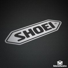 Car and Motorbike Stickers Shoei 4 Shoei Helmets, Helmet Logo, Breaking Bad, Nike Logo, Motorbikes, Bicycle, Dani, Airbrush, Block Prints