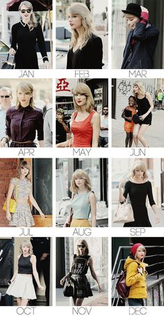Taylor Swift Street Style Throughout 2014 All About Taylor Swift, Taylor Swift Style, Taylor Alison Swift, Zooey Deschanel, Hipster, Look At You, Taylors, Selena Gomez, Girl Crushes