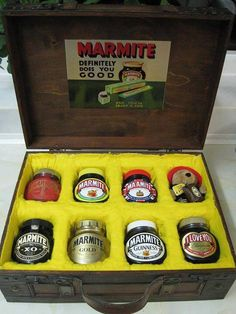 Case of joy Marmite, Kitchen Themes, Do Your Best, Guinness, Coffee Cans, Nom Nom, My Love, Food, English Heritage