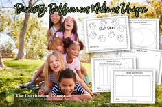 Download these diversity activities for kindergarten to help explore the concept of differences in your early learning classroom. Diversity Activities, Reading Activities, Kindergarten Activities, Person Outline, Harmony Day, Student Drawing, Mentor Texts, Writing Workshop, New Skin