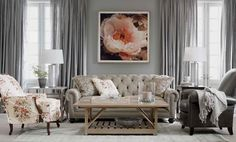 Cozy Living Room Ideas for Small Apartment - The Urban Interior Cozy Living Rooms, Living Room Sofa, Home And Living, Living Room Furniture, Living Room Decor, Sitting Rooms, Sala Vintage, Livng Room, Living Room Inspiration