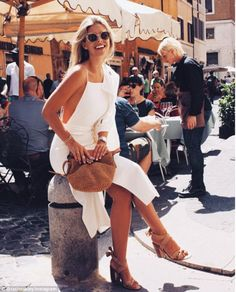 Italian getaway! She has kept her followers updated with her travels and daily activities with various uploads