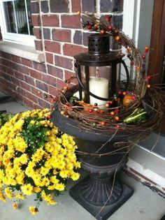 Lanterns Turn Summer Into Fall