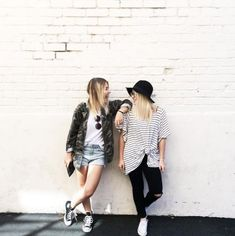 Casual cool style perfect for summer and converse complete the look!