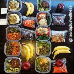 For 5-7 day meal prep, contact: wills.shadai@gmail.com