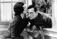 Conchita Montenegro, Buster Keaton– De frente, marchen