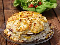 Amy's piece of cake: Tacotårta, något till fredagsmyset kanske? Minced Meat Recipe, Sandwich Cake, Sandwiches, Quorn, Mince Meat, Piece Of Cakes, Tex Mex, Meat Recipes, Lasagna