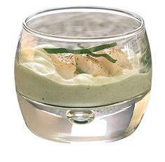 "Mini-Glas ""Atoll""   11cl (6 Stück)"
