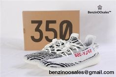 95732044c501 ADIDAS X YEEZY BOOST 350 V2 white with white stripe and red writing   ZEBRA