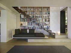 A library/parlour