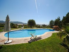 Fantastic villa with private pool very close to Ibiza TownHoliday Rental in Ibiza Town ...