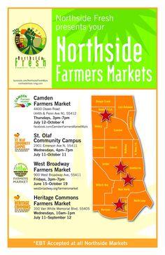 North Minneapolis Farmer Market