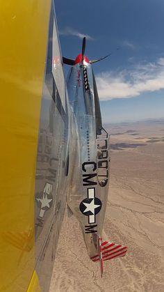 North-American P-51 Mustang