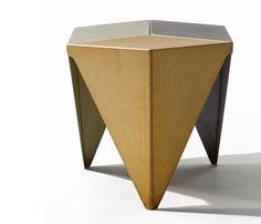 Prismatic table by Isamu Noguchi for Alcoa Pragram, 1957