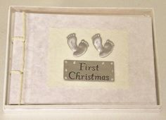 Twins First Christmas Photo Album £24.99 click here to buy http://www.twinsgiftcompany.co.uk/first-christmas-twins-photo-album-p-241.html