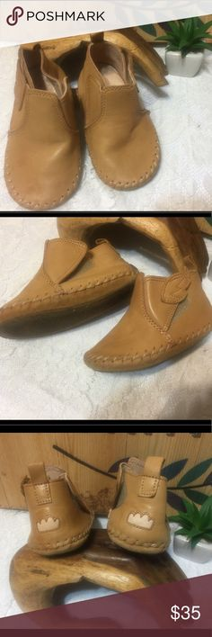 Eco Friendly kids soft shoes Soft leather shoes. Perfect for pre-walker easy peasy Shoes Baby & Walker