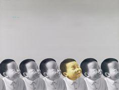 Chen Yu (b1969, Anshun, Guizhou Province, China)