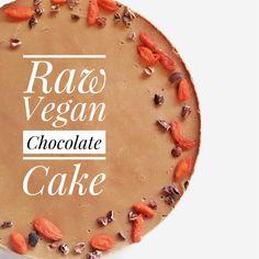 RAW VEAGAN GLUTEN FREE CAKES