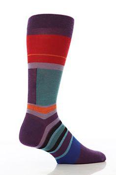 Pantherella socks Men's Socks, Dress Socks, Cool Socks For Men, Les Brown, Sock Shop, Striped Socks, Colorful Socks, Happy Socks, True Colors