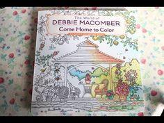 The world of Debbie Macomber: Come home to color - filp through