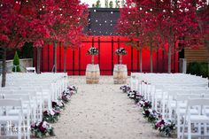 Gorgeous Fall Wedding at Novelty Hill Januik Winery with Woodinville Wedding Planner New Creations Weddings — Seattle Wedding Planner