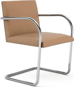 Modern Furniture East Bay tubular steel 1930's chairs - wolfgang hoffman - these remind me