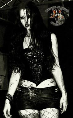 True Metalhead: Search results for best of black metal girls