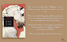 Je bois le vent de Gésine Auffenberg, une tranche de vie déroutante. Une femme, un cheval, et le Soudan pour paysage.