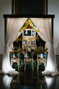 great chuppah/arbor