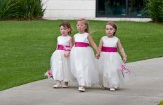 So cute! From Elegant Weddings of Orlando