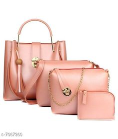 Handbags Stylish Women's Handbag Material: PU No. of Compartments: 1 Pattern: Solid Multipack: 1 Sizes:Free Size (Length Size: 28 in Width Size: 12 in Height Size: 28 in) Country of Origin: India Sizes Available: Free Size *Proof of Safe Delivery! Click to know on Safety Standards of Delivery Partners- https://ltl.sh/y_nZrAV3  Catalog Rating: ★3.9 (11897)  Catalog Name: Free Mask Stylish Women's Handbag CatalogID_1127696 C73-SC1073 Code: 286-7067360-