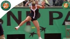 Top 5 moments at Roland Garros - Great shots. Mary Pierce, Roger Federer, Fernando Gonzalez, Andre Agassi and Michael Llodra deliver five of the best shots in Roland Garros history #tennis
