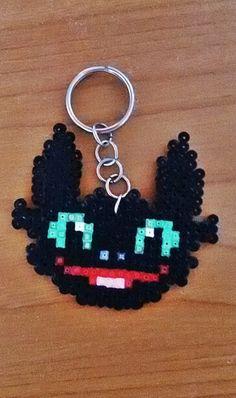 Toothless key chain! This is so cute  when I saw it, I had to buy this cutie!