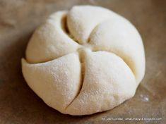 uformowana-domowa-kajzerka Bread, Foods, Food Food, Food Items, Breads, Bakeries