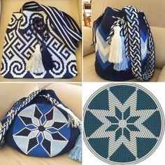 10.1k Followers, 1,487 Following, 681 Posts - See Instagram photos and videos from @wayuu_plenty Diy Bags Patterns, Lace Patterns, Crochet Capas, Knit Crochet, Anne Galante, Mochila Crochet, Tribal Bags, Tapestry Crochet Patterns, Tapestry Bag