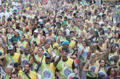 Bloco do Asinha desfila em Guarulhos