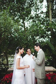 Roberta e Anderson - Fotografia de casamento - Wedding photography - Casamento de dia - Daytime wedding - Amor - Love - Noiva - Bride - Rio de Janeiro - Brasil - Brazil - Raoni Aguiar Fotografia