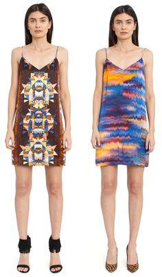 dc504ce2c8c7 The Reversible Slip + Cobra Kaleidoscope   Oasis Simple Prom Dress