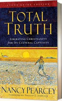 """tThe whole premise of Total Truth is summed up in this thought:  """"Redemption is not just about being saved from sin, it is also about being saved to something—to resume the task for which we were originally created.""""  This book would be ideal for Christian high school students, equipping them to interact effectively with the culture.  Of course, it is for parents and college students too."""