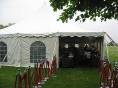 President's Breakfast Tent - Commencement 2013