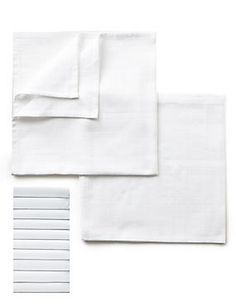 10 Pack Muslin Square