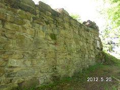 Ruine Hirschstein am Kornberg im Fichtelgebirge